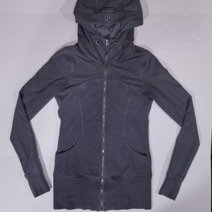 Lululemon Tall Zip-Up Hoodie Jacket + Thumb Holes